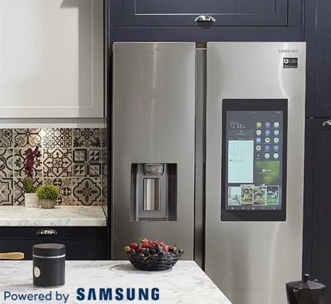 Samsung Smart Fridge Family Hub