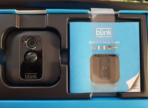 Inside the Blink XT2 (Unboxing)