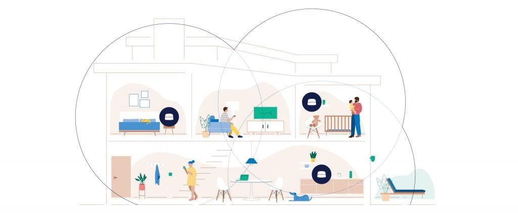 Amazon Unveils the Eero Mesh Wi-Fi Router