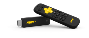 Now TV Streaming Stick Set-Top Box