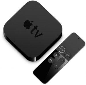 Apple TV 4k Set-Top Box