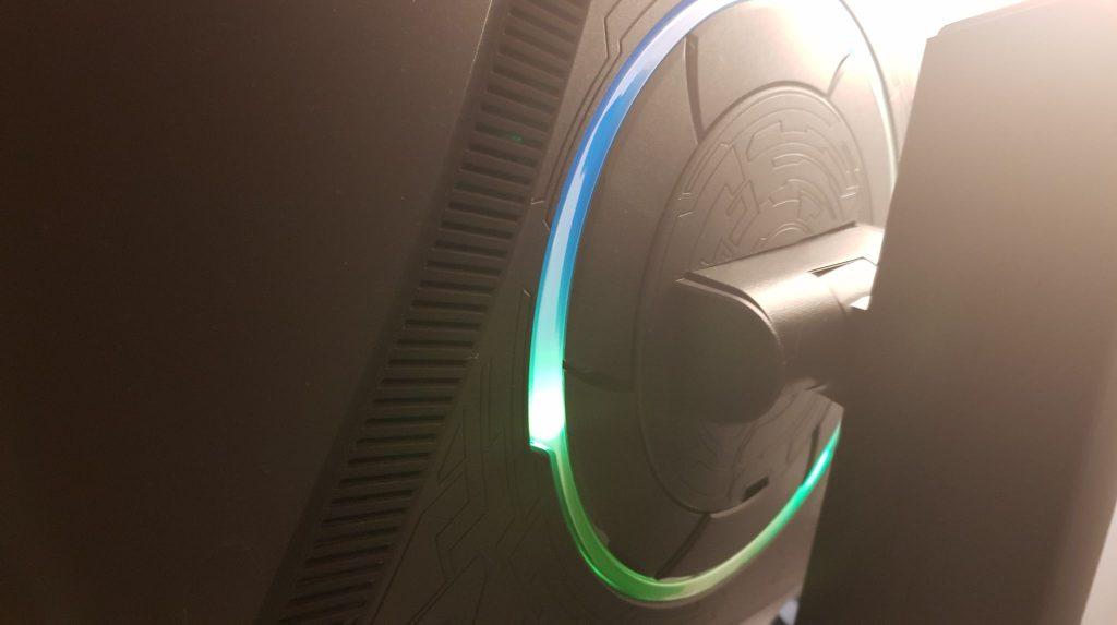 RGB Gaming Monitor